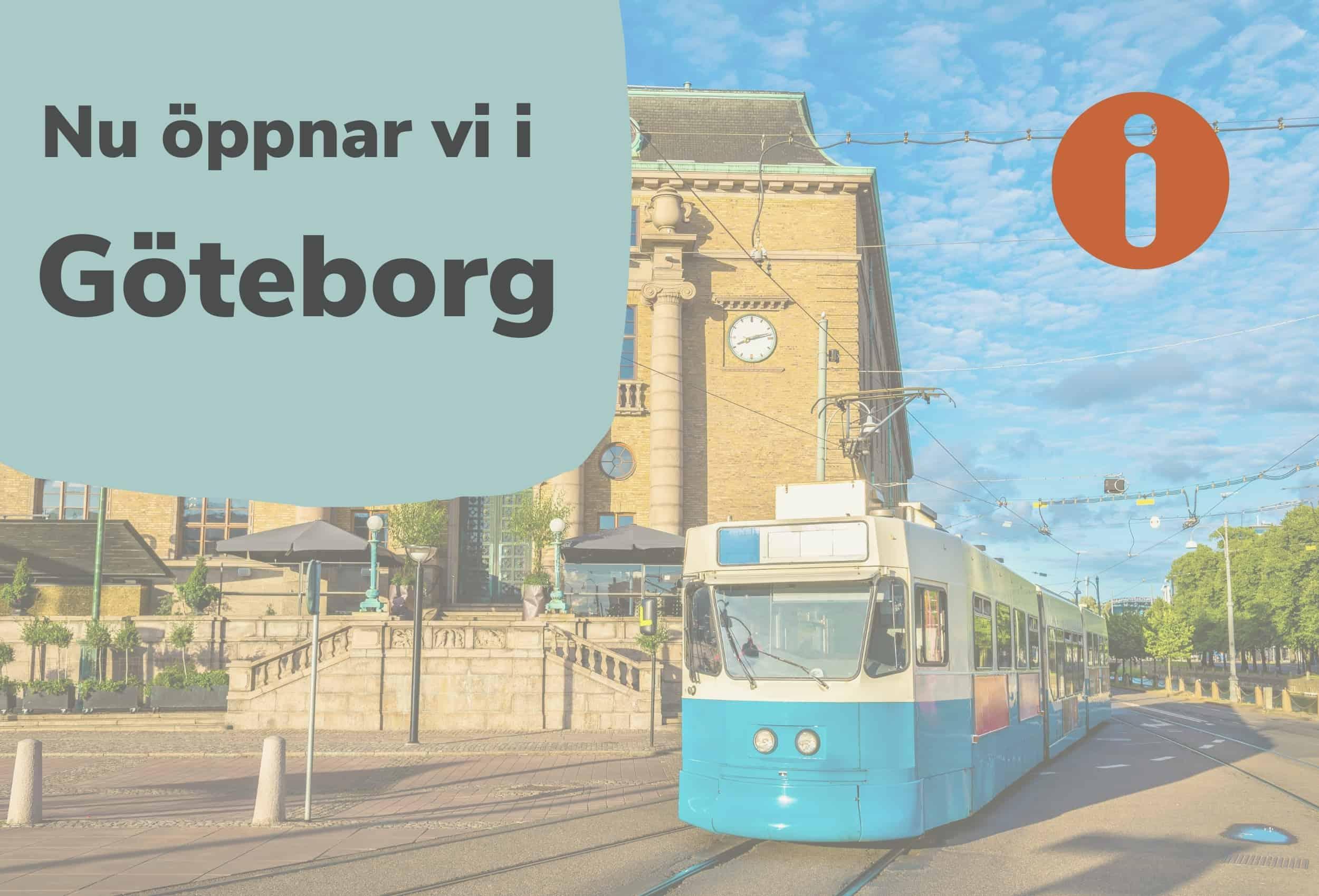 Göteborg klinik bild nyhetsartikel