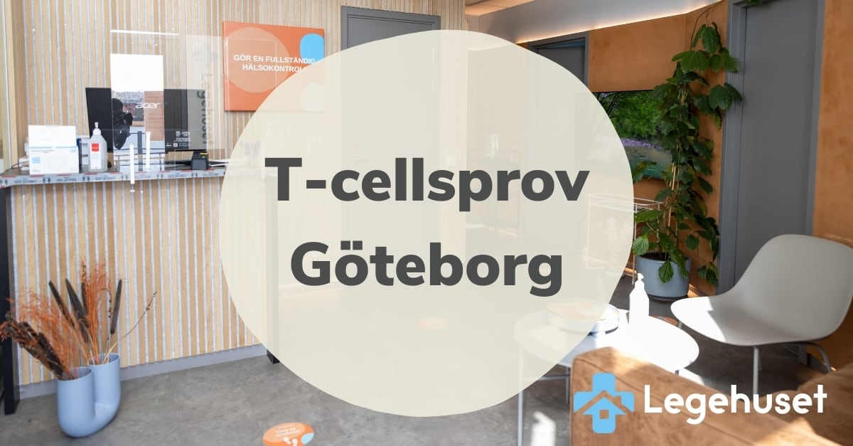 T-cellsprov Göteborg