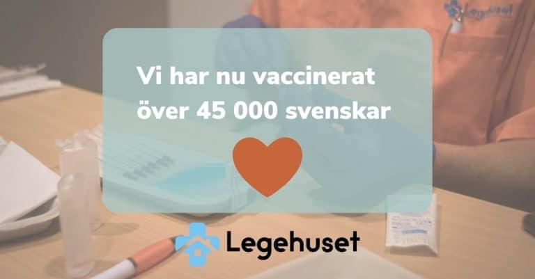 Vaccination Västra Götaland
